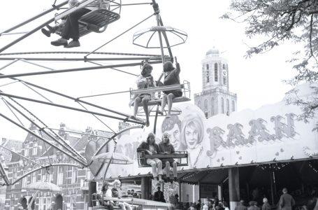 Zomerkermis, Zwolle, 1966, collectie HCO