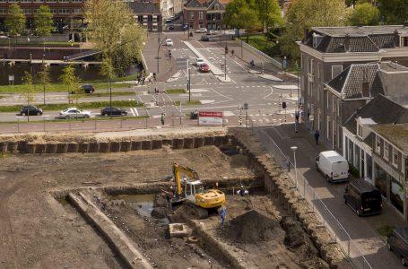 Lezing Daar zit een luchtje aan - Archeologie locatie Hoogstraat - riolen