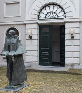 Buitenkant Filmtheater Fraterhuis Zwolle