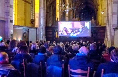 Filmavond in de Grote Kerk Zwolle Filmtheater Fraterhuis