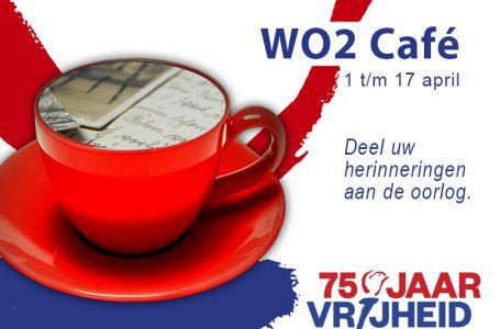 Kom naar het WO2 Café op 8 april in Zwolle