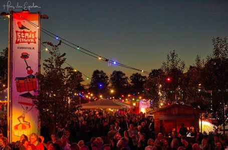 Stadsfestival, foto door Hans van Eijsden