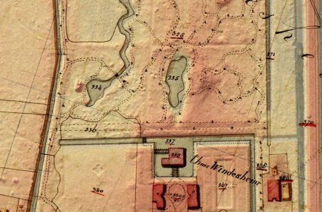Lezing 13 december - Groene Parels - Nieuw kaartbeeld van het landschapspark van Windesheim
