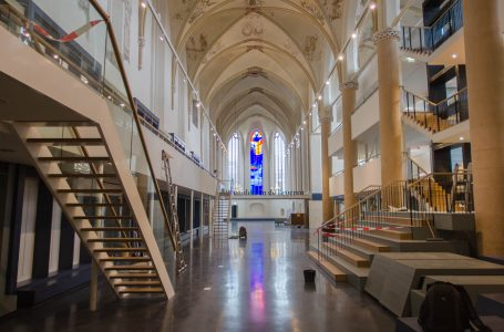 Lezing 14 februari - Help, de kerk is leeg