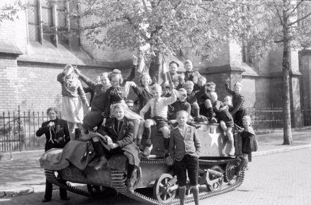 Lezing 17 april - Om nooit te vergeten - Tweede Wereldoorlog - Bevrijding Zwolle, collectie Historisch Centrum Overijssel