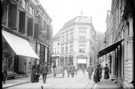 Lezing 17 januari - Naar hartenlust shoppen - Winkelpuien, Luttekestraat, Zwolle
